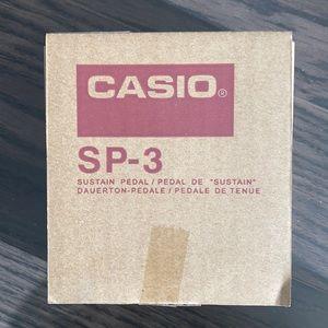Casio sustain pedal sp-3